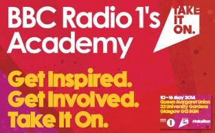 Radio 1 Academy Glasgow